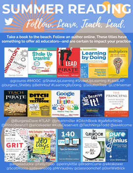 Summer Reading for Educators