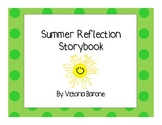 Summer Reflection Storybook