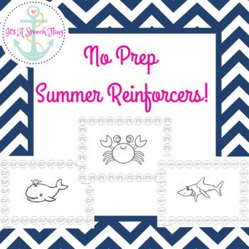 Summer Reinforcer
