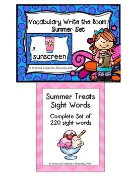 Summer Resources Bundle for First Grade