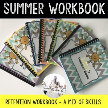Summer Retention Bundle Book for Special Education