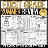 Summer Packet NO PREP Review (1st Grade)