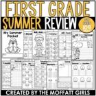 Summer Review NO PREP (1st Grade)