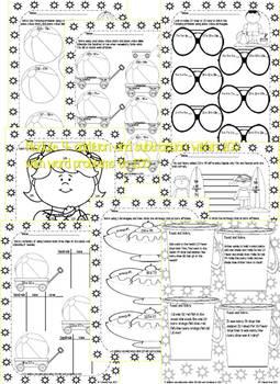 Summer Review: 2nd grade NO PREP (Math)