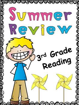 Summer Review: 3rd Grade Reading
