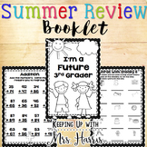 Summer Review Packet - 2nd Grade
