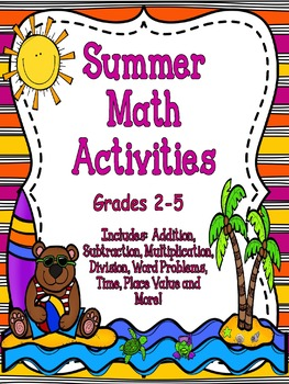 Summer Review Bundle