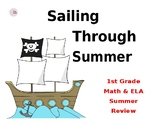 Summer Review Calendar- 1st Grade
