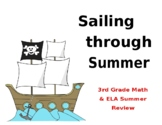 Summer Review Calendar 3rd Grade