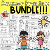 Summer Review ELA and Math Bundle!!!