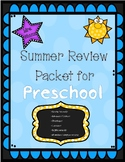 Summer Review Games for Preschool