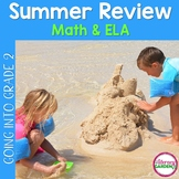 Summer Review {Going into Grade 2}