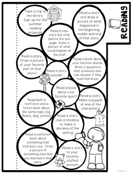 Kindergarten Summer Packet