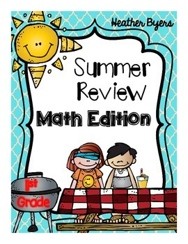 Summer Review: Math Edition