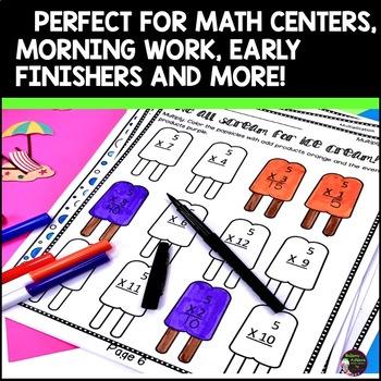 Summer Review Math-Grade 3