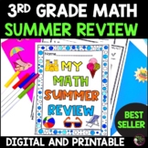 3rd Grade Math Summer Review