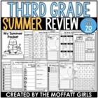 Summer Review NO PREP (3rd Grade)