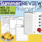 Summer Review  Kindergarten
