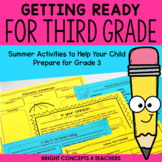 Summer Review Packet {2nd to 3rd Grade}