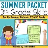 Summer Packet Third Grade - 3rd Grade Digital Summer Pack Google Slides