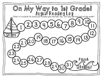 Summer Review Packet {Kindergarten Math & Literacy}