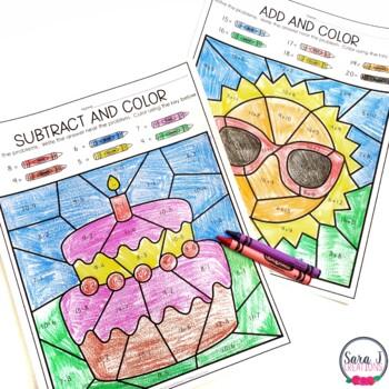 Summer Review (Second Grade)