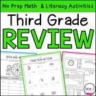 Summer Review (Third Grade)