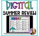 Summer Review Worksheets - GOOGLE SLIDES (Kindergarten and First Grade)