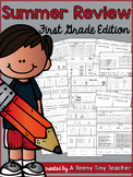 Summer Review for First Graders