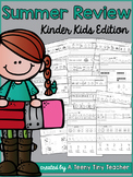 Summer Review for Kinder Kids