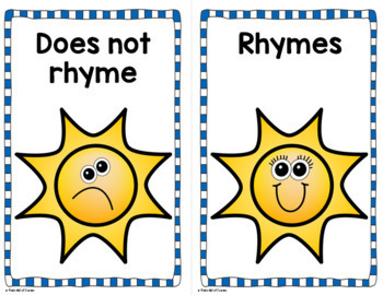 Summer Rhymes