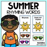 Summer Rhymes