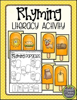 {Summer} Rhyming Center