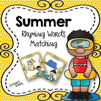 Summer Rhyming Words