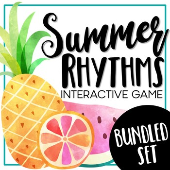 Summer Rhythms {Growing Bundle}