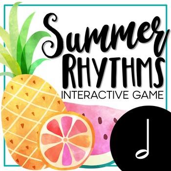 Summer Rhythms {half note}