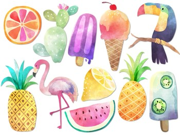 Summer Rhythms {syncopa}