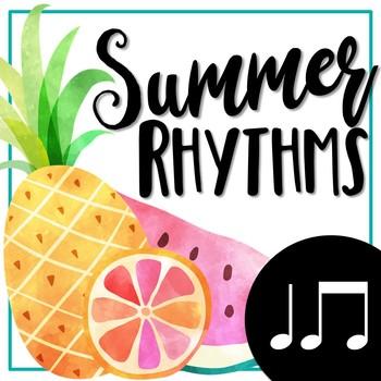 Summer Rhythms {ta and titi}