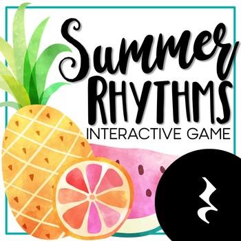 Summer Rhythms {ta rest}