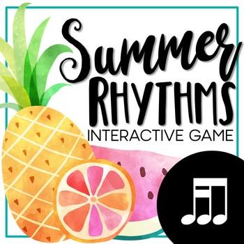 Summer Rhythms {tika-ti}
