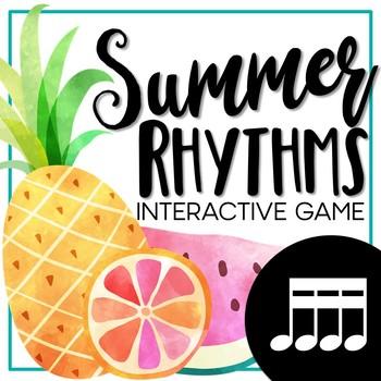 Summer Rhythms {tika-tika}