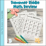 Summer Riddle Review