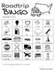 Summer Road trip Bingo- Articulation and Language Targets