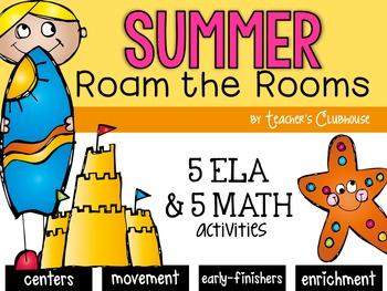 Summer Roam the Rooms Pack