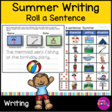 Summer Roll and write a Sentence or Story