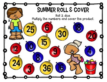 Summer Roll and Cover