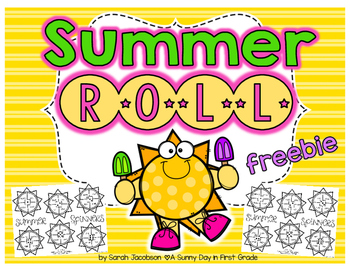 Summer Roll {freebie!}