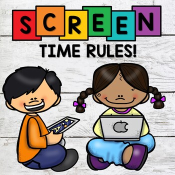 Summer Rules for Screen Time