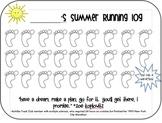 Summer Running Log