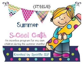 Summer S-Cool Cash {Freebie}